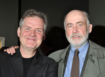Ciaran O'Reilly and  Peter Quinn