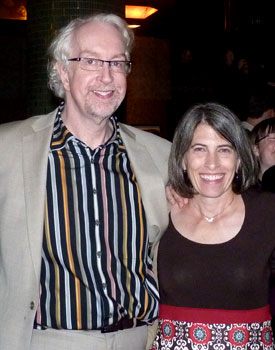 Robert Falls and Rebecca Gilman