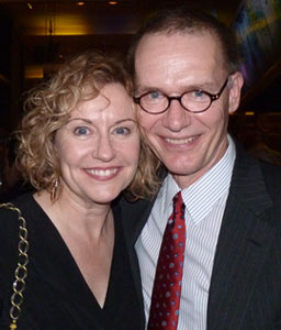 Mary Beth Fisher and Roche Schulfer