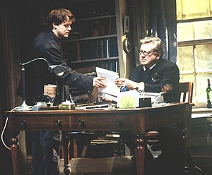 T.R. Knight and Brian Murray in Scattergood
