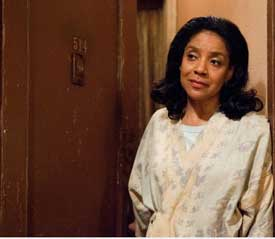 Phylicia Rashad in For Colored Girls (© Lionsgate Films)