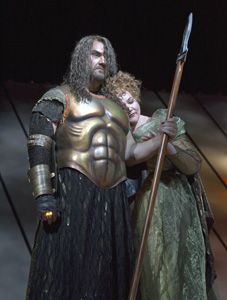 Bryn Terfel and Stephanie Blythe