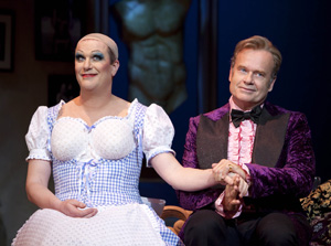 Douglas Hodge and Kelsey Grammer
