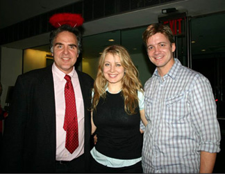 Tim Sanford, Jennifer Mudge, and Chris Henry Coffey