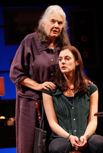 Lois Smith and Katharine Powell