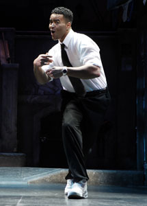Christopher Jackson in