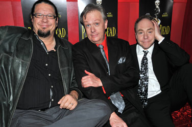 Penn Jillette, Todd Robbins, and Teller