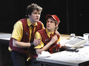 Philip Ettinger and Tobias Segal in Edgewise
