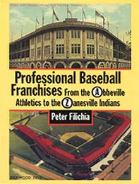 Filichia wrote the book on baseball