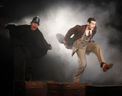 Jamie Jackson and John Behlmann