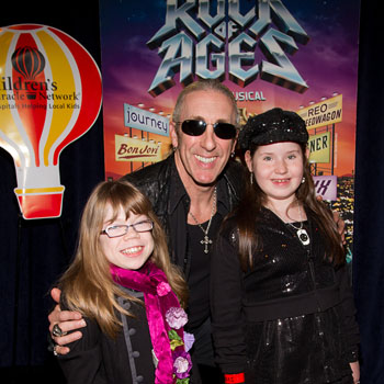 Kaitlin CLutter, Dee Snider, and Alena Galan