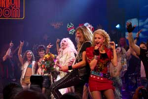 Dee Snider and company in Rock of Ages
