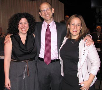 Marcy Heisler, Douglas J. Cohen and Zina Goldrich