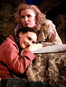 Rebecca Mozo and Nisi Sturgis