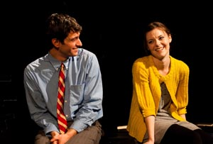Matthew Micucci and Stephanie Wright Thompson
