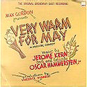 Very Warm for May is one ofthe many musicals of 1939 thatSiegel has to choose from