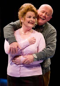 Brenda Blethyn and Niall Buggy