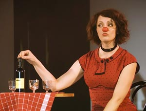 Rebecca Northan in Blind Date