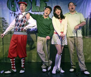 Brian Runbeck, Christopher Sutton, Lyn Philistine,