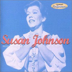 "This Harbinger Records CD of recordings bySusan Johnson includes ""I Wouldn't Bet One Penny"""