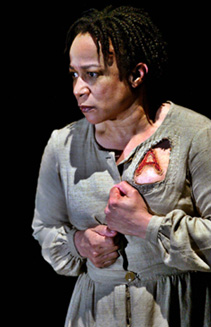 S. Epatha Merkerson in Fucking A(Photo: © Michal Daniel)