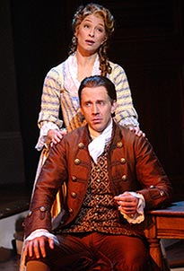 Lewis Cleale and Ann Kanengeiser in 1776