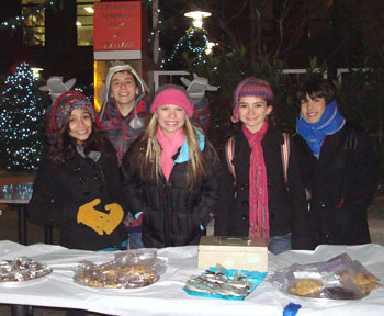 Vikki Eugenis, Matthew Lobenhofer, Gabby Malek, Emily Robinson,