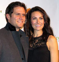 Steven Pasquale and Laura Benanti