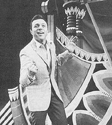 Steve Lawrence in What Makes Sammy Run?