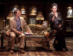 D.B. Bonds and Florence Lacey in Sunset Boulevard