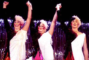 "The ""ladies"" take one last bow"