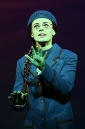 Teal Wicks in Wicked