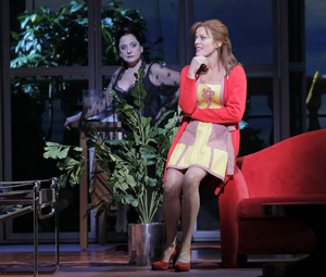 Patti LuPone and Sherie Rene Scott in
