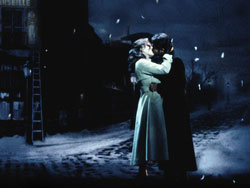 Lisa Hopkins and Jesús Garcia in La Bohème(Photo © Sue Adler)