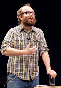 Daniel Kitson in