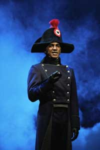 Norm Lewis in Les Miserables