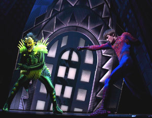 Patrick Page and Reeve Carney