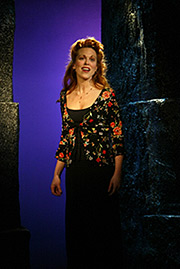 Carolee Carmello in Elegies(Photo:  © Joan Marcus)