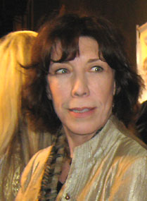 Lily Tomlin (© Fred Anderson)