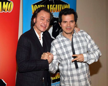 Fisher Stevens and John Leguizamo