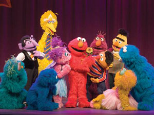 A scene from Elmo's Green Thumb