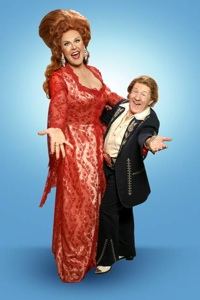Varla Jean Merman and Leslie Jordan