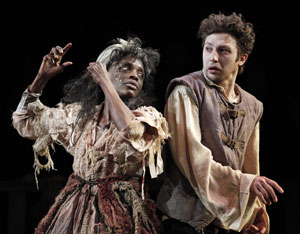 Charlayne Woodard and Adam Green