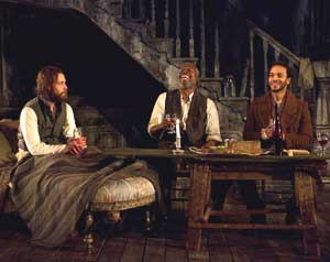 Jay Wilkison, Andre Braugher, and Andre Holland