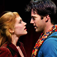 Bryce Dallas Howard and Lorenzo Pisoni in As You Like It(Photo: &copy; Michal Daniel)