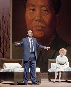 James Maddalena and Janis Kelly