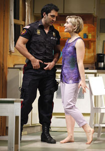 Dion Mucciacito and Allison Mack