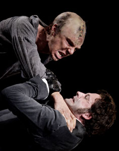 Benedict Cumberbatch as The Creature