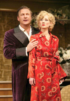 Alec Baldwin and Anne Hechein Twentieth Century