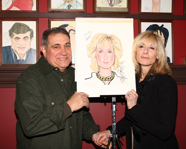 Dan Lauria and Judith Light